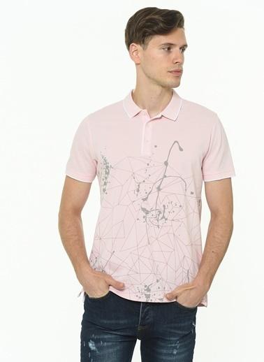 Dewberry Tişört Pembe